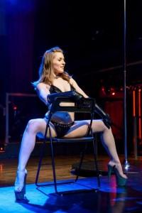 Arlene Caffrey Winner Professional Classique Pole Theater 2014