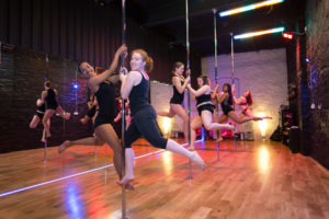 pole dancing classes beginners dublin