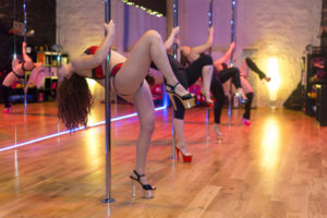 pole dancing classes for beginners dublin