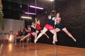 beginner pole dancing classes dublin