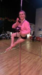 pole dancing dublin