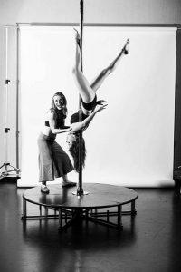 pole dancing photoshoot dublin