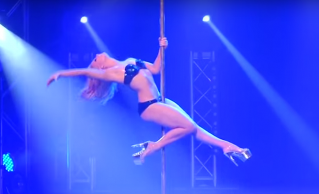 pole dance inspiration