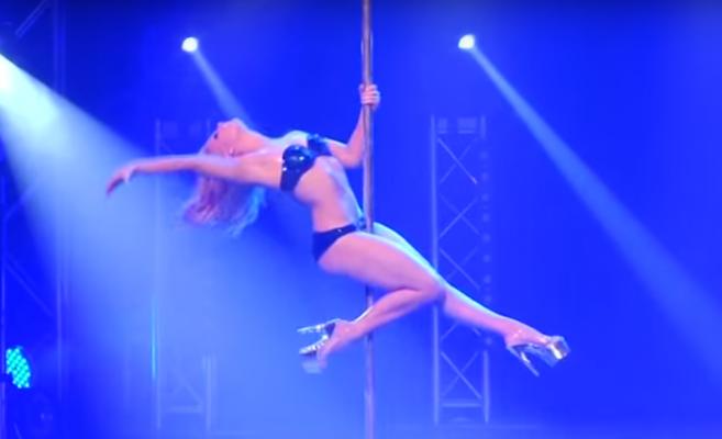pole dance inspiration