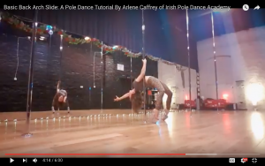 pole dancing classes dublin