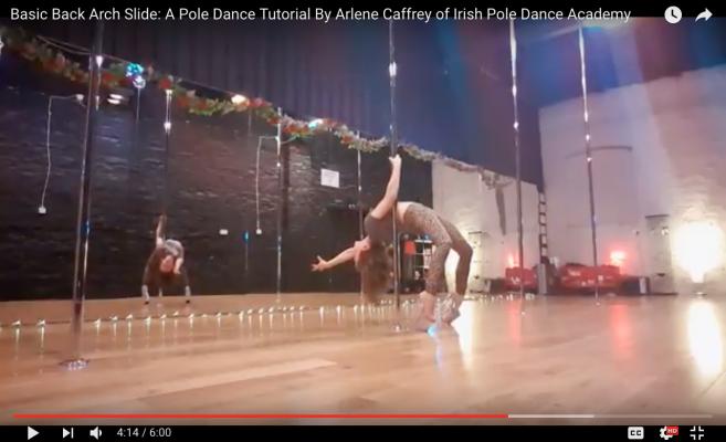 pole dancing classes dublin