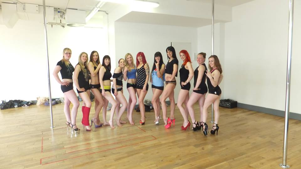 pole dance home training advice dublin