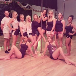 pole dancing classes dublin 1