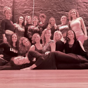 pole dance instructor training dublin