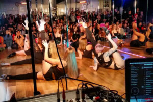 November Spawned A Monster Pole Dance Showcase