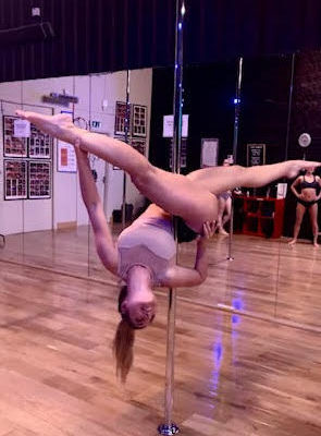 pole dancing class dublin city