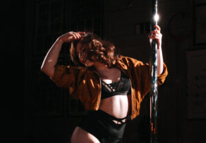 irish pole dance academy showcase dublin 1 rebecca