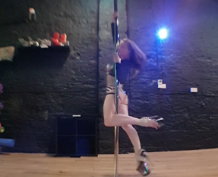fugazi pole dance faff