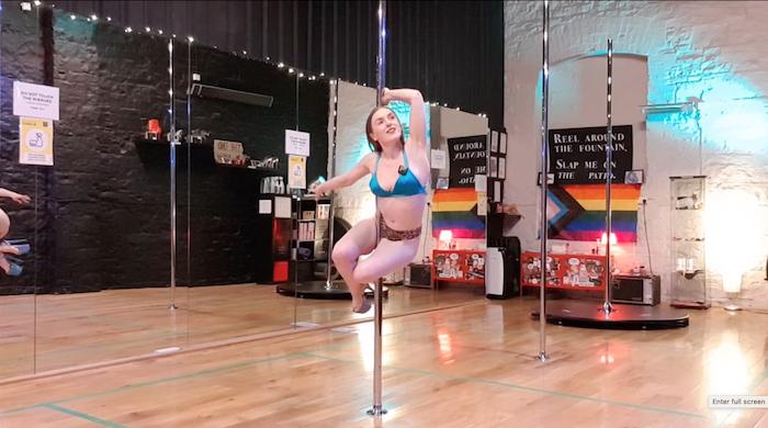 spinny pole through the window tutorial