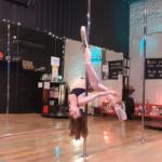 holly drop pole dance tutorial