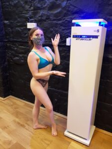 ecocool virus killer covid safety at irish pole dance academy