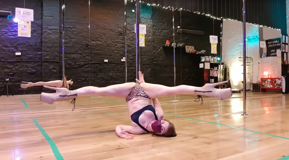 irish pole dance academy coronavirus policy 2021