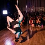 xavi taking pole dancing class in dublin